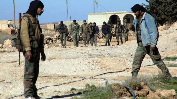 Russia proposes March 1 ceasefire in Syria