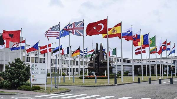 NATO chief: Alliance 'stepping up across all domains'