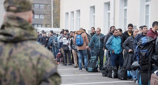 EU sees record number of asylum applications