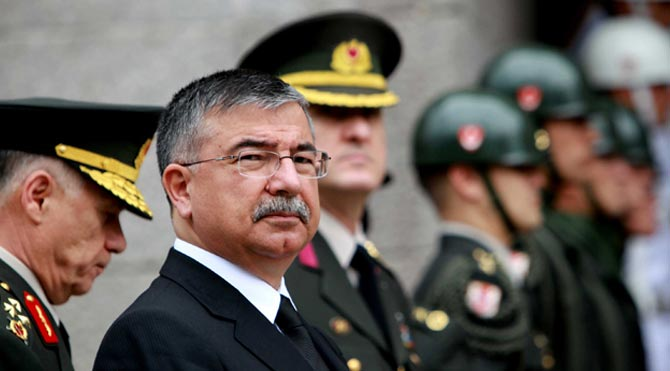 'New constitution would not give president more power': Yilmaz