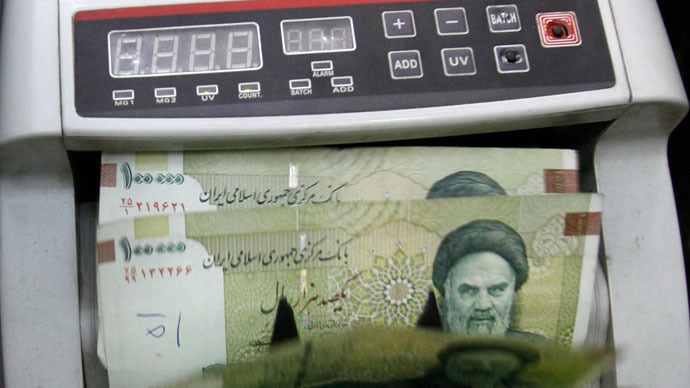 Iran banks reconnect with global system