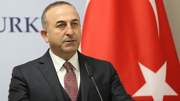 Turkey FM says PYD can never be reliable anti-ISIL partner