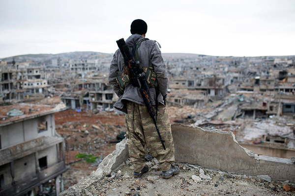 'Hope of an end in sight' for Syria war