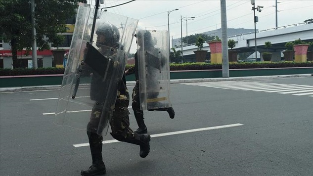 Fears rogue Philippine police on rampage
