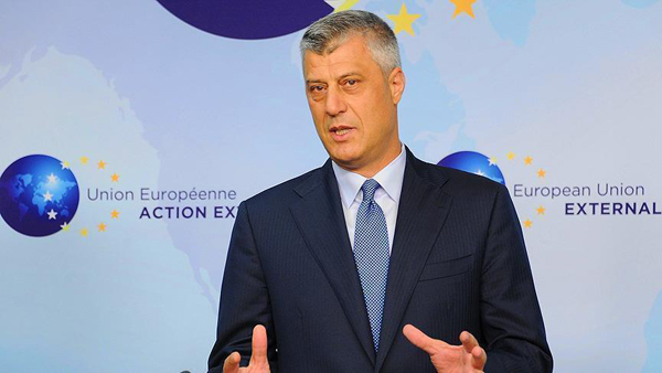 Kosovo leader seeks 'fair' relationship with Russia