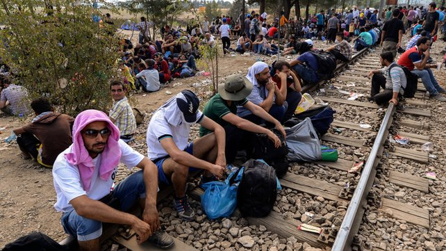 Breakthrough unlikely at EU refugee crisis summit