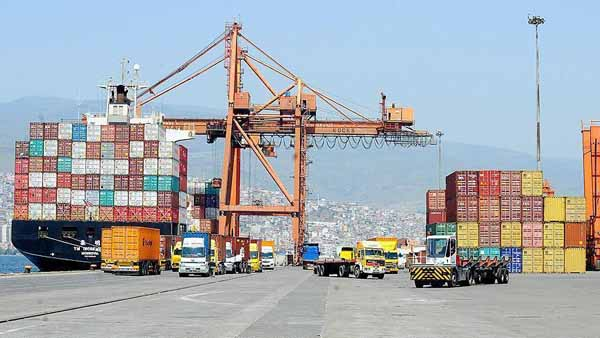 Turkey's foreign trade volume soars in October