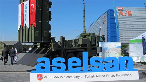 Turkey's Aselsan signs railway deal with Spain's Indra