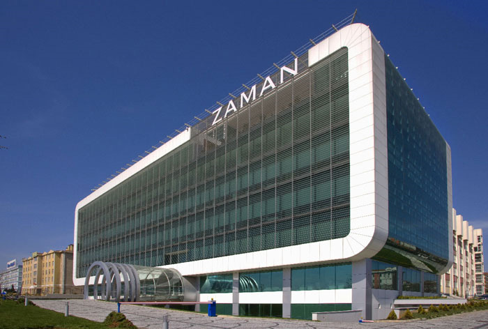 Turkish court appoints trustees for Zaman newspaper