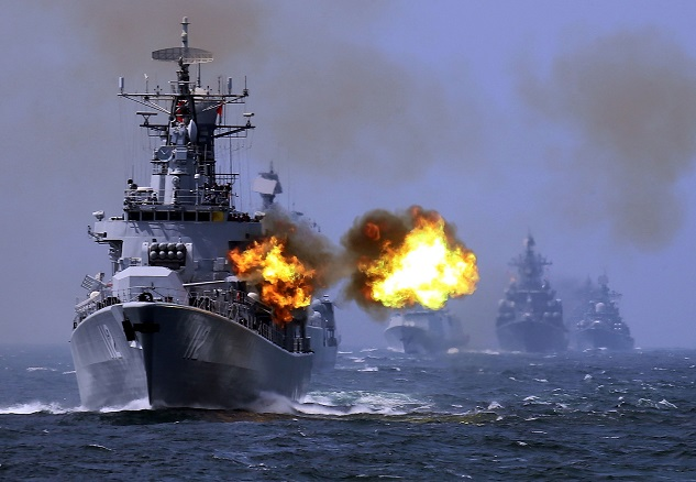 Egypt, France in joint Mediterranean military exercise