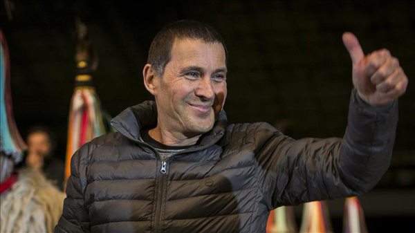 Separatist Basque leader vows to fight for independence