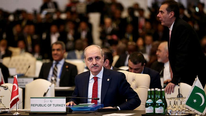 Turkey joins call for 'Palestine' at Jakarta OIC meet