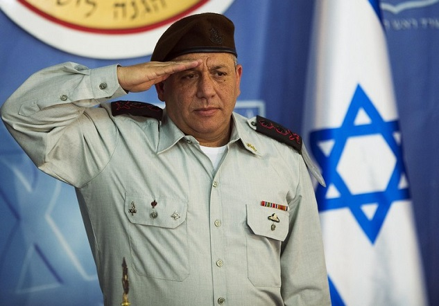 Israel military chief under fire for urging use of 'proportionate' force
