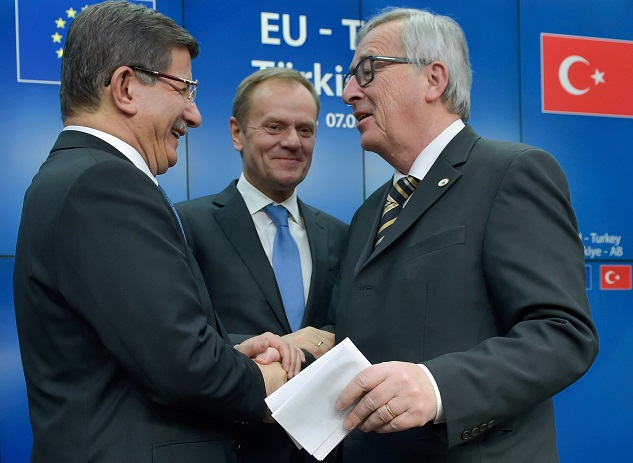 Turkey, EU agree on many proposals, but more time needed