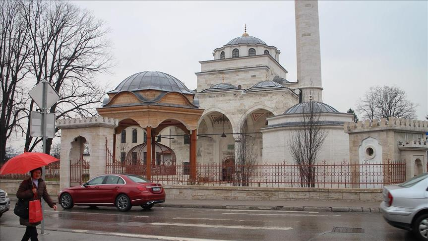 Turkey's aid agency working on iconic Bosnia mosque