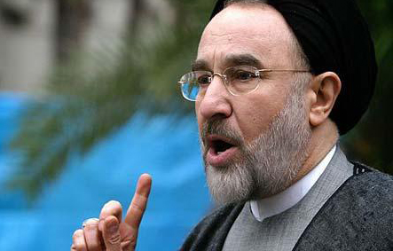 Iran's ex-president Khatami urges restrictions lifted