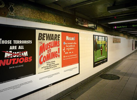 Hilarious ads poke fun of Muslim stereotypes in NYC