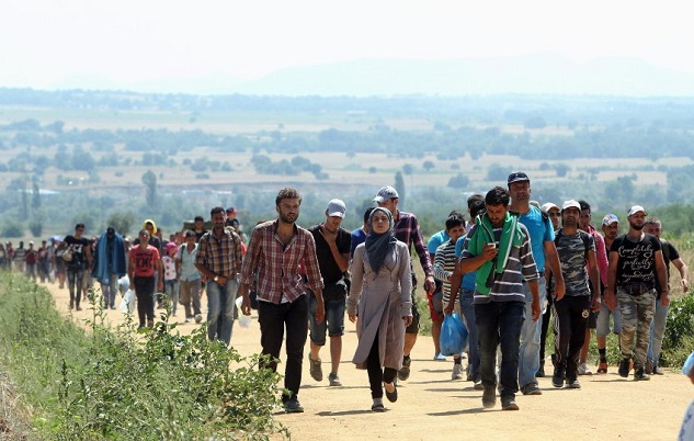 Balkan nations shut off refugee route to Europe