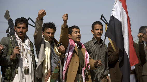 Saudis, Houthis in Yemen hold direct peace talks