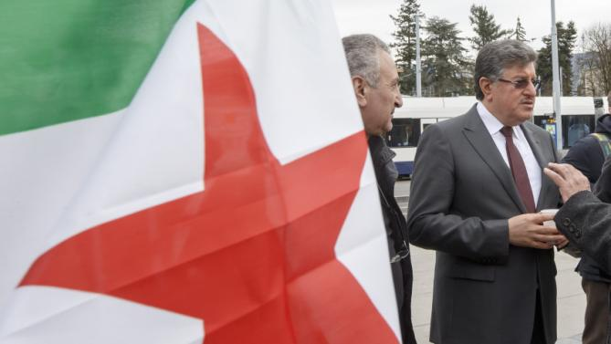 Syria opposition to join upcoming peace talks