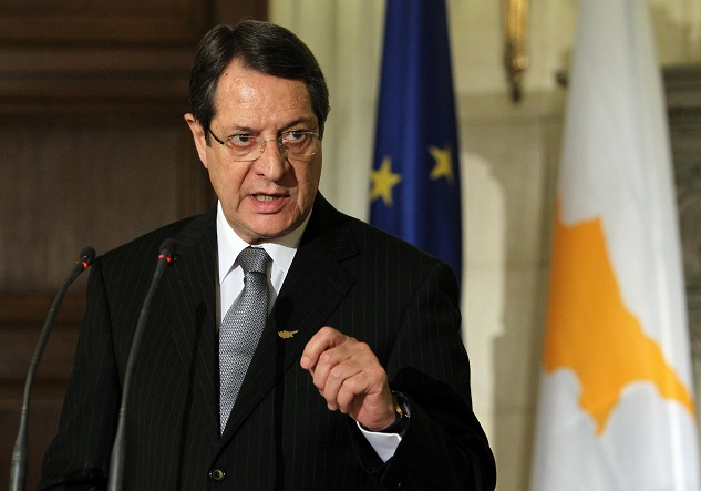 Greek Cypriots vote in second round to elect leader