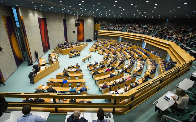 Dutch MPs reject minute of silence for Ankara victims