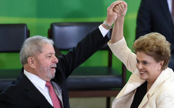 Brazil judge blocks controversial Lula appointment
