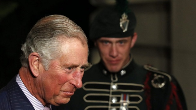 UK's Prince Charles urges 'reconciliation' in Balkans