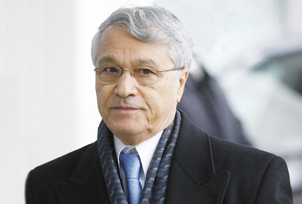 Ex-energy minister returns to Algeria from US