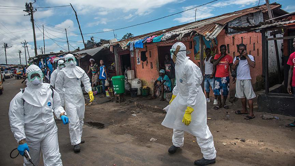Two new deaths, 816 suspected Ebola cases in Guinea