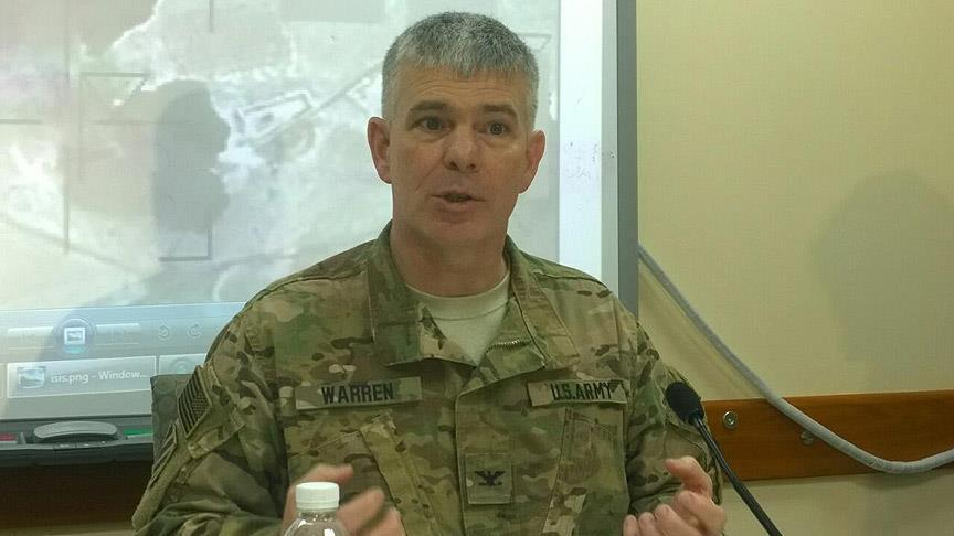 US constructs firebase in north Iraq