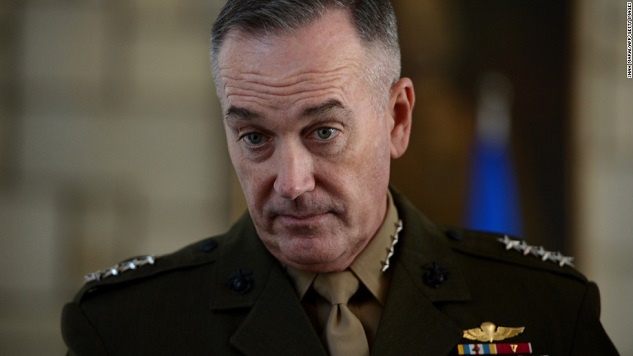 US failed to foresee Russia, China actions: top general