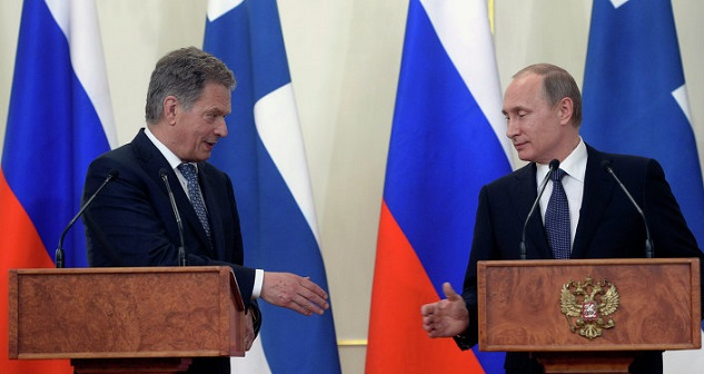 Russia, Finland agree to close Arctic border to refugees