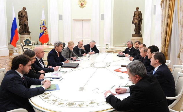 US, Russia to push Syrian political transition