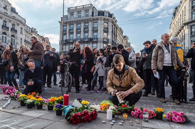 Brussels attacks death toll rises to 35