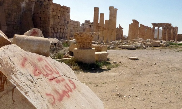Russian archaeologists offer to help rebuild Palmyra