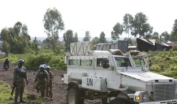 Worst recent attack on UN kills 15 peacekeepers in DRCongo