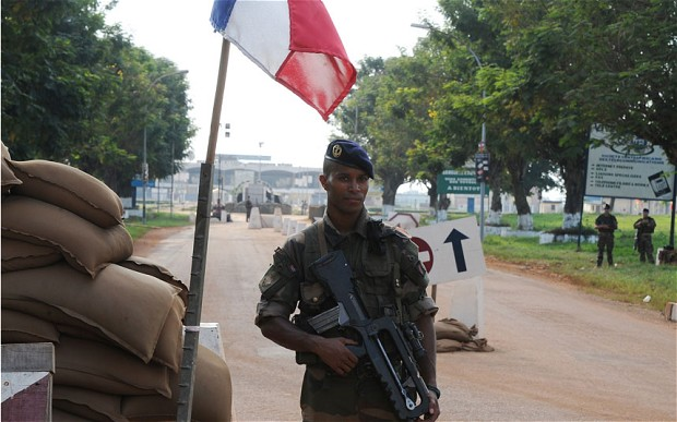 France to end military op in C.Africa this year