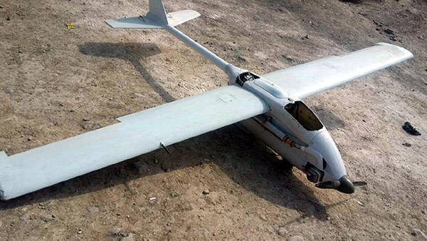 Israel claims to intercept drone originating from Syria