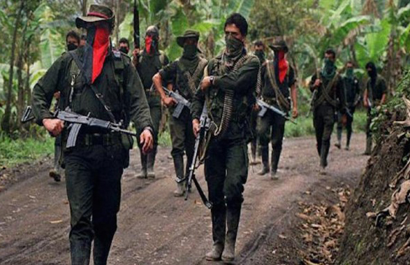Colombia says ELN rebels holding two Dutch journalists