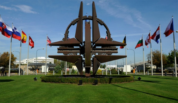 Retired Turkish army major returns his medal to NATO