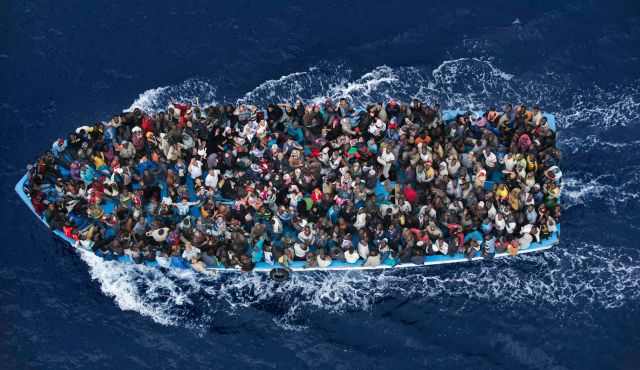 Libya, NGO trade blame for deaths in migrant rescue