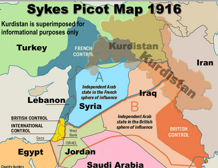 Ankara hosts conference on Sykes-Picot 100 years on