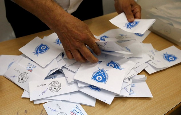 For 1st time, Lebanese expats vote in parliament polls