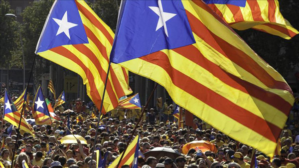 Catalans vote amid independence stand-off with Spain
