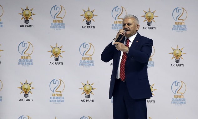 Turkish PM slams Germany's acceptance of 'genocide lie'