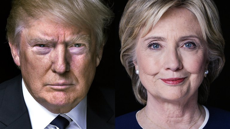 Trump and Clinton fight to the finish in bitter US vote