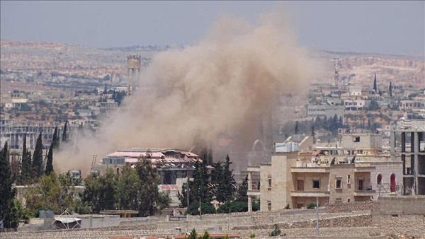 Hezbollah, Syrian regime forces clash in Aleppo
