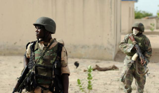 20 armed 'bandits' killed in NW Nigeria