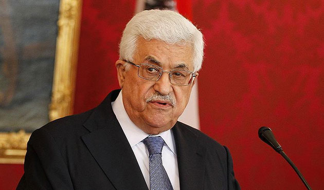 Palestinian President meets Spanish King for talks